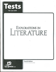 Explorations in Literature - Tests