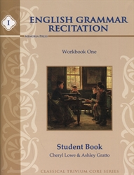 English Grammar Recitation I - Student Book