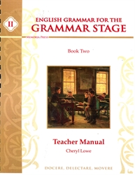 English Grammar Recitation II - Teacher Guide