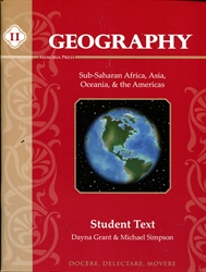 Memoria Press Geography II - Text