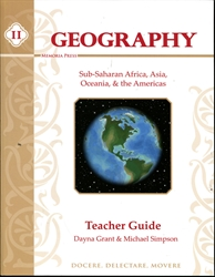Memoria Press Geography II - Teacher Edition