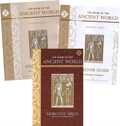 Book of the Ancient World - Memoria Press Package