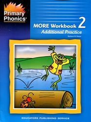 Primary Phonics More Workbook 2