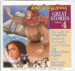 Your Story Hour: Great Stories Volume 4 - CD