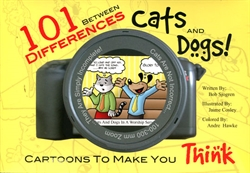 101 Differences Between Cats and Dogs