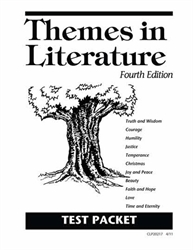 Themes in Literature - Test Packet