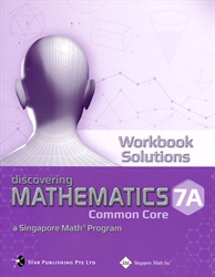 Dimensions Mathematics 7A - Workbook Solutions
