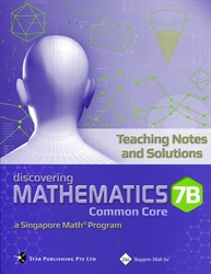 Dimensions Mathematics 7B - Teaching Notes & Solutions