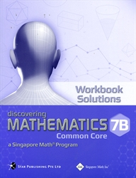 Dimensions Mathematics 7B - Workbook Solutions