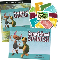 Song School Spanish - Set