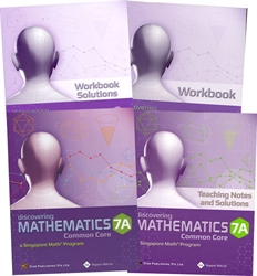 Dimensions Mathematics 7A - Bundle