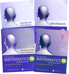 Dimensions Mathematics 7B - Bundle