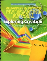 Exploring Creation with Chemistry & Physics - Notebook Journal