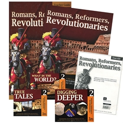 Romans, Reformers & Revolutionaries - Curriculum Package