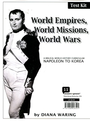 World Empires, World Missions, World Wars - Test Kit