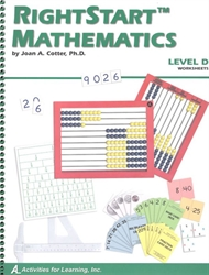 RightStart Mathematics Level D - Worksheets (old)