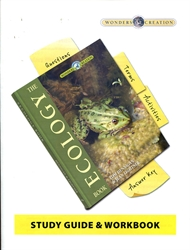 Ecology Book - Study Guide & Workbook