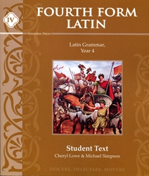 Fourth Form Latin - Student Text