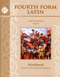 Fourth Form Latin - Student Workbook