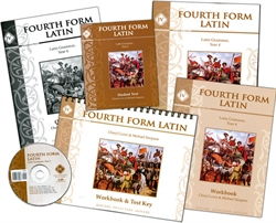 Fourth Form Latin - Text Set
