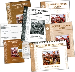 Fourth Form Latin - Bundle