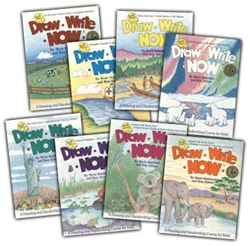 Draw Write Now - Boxed Set (Books 1-8)