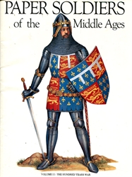 Paper Soldiers of the Middle Ages Volume 2