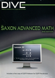 DIVE Advanced Mathematics CD-ROMs (Second Edition)