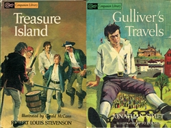 Gulliver's Travels / Treasure Island