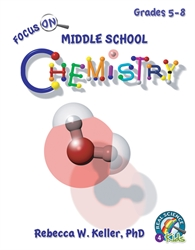Focus on Middle School Chemistry - Student Textbook