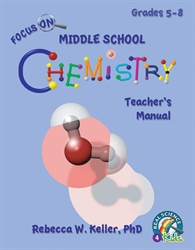 Focus on Middle School Chemistry - Teacher's Manual