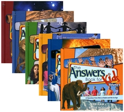 Answers Book for Kids collection