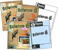 BJU Science 6 - Home School Kit