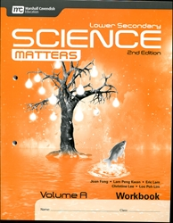 Lower Secondary Science Matters Level A - Workbook