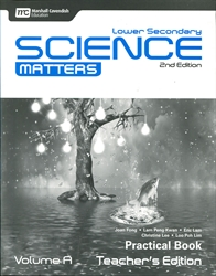 Lower Secondary Science Matters Practical A - Teacher's Edition