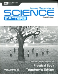 Lower Secondary Science Matters Practical B - Teacher's Edition