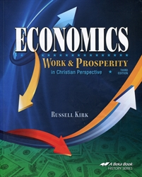 Economics: Work and Prosperity - Student Text
