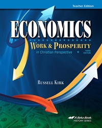 Economics: Work and Prosperity - Teacher Guide