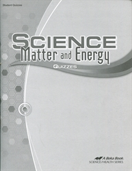 Science: Matter and Energy - Quiz book