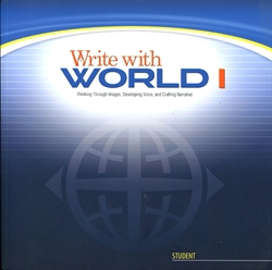 Write with World 1 - Student Book