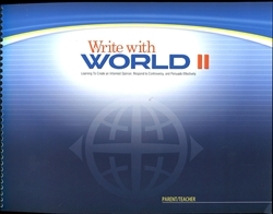 Write with World 2 - Parent/Teacher Book