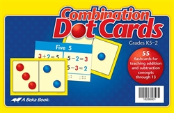 Combination Dot Cards - K5 - 2