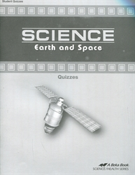 Science: Earth and Space - Student Quiz Book