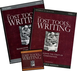 Lost Tools of Writing 1 - Complete Set (old)