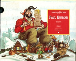 Paul Bunyan Book & Cassette