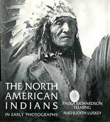 North American Indians in Early Photographs