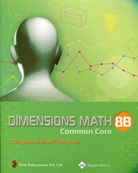 Dimensions Math 8B - Textbook