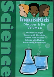 InquisiKids Discover & Do Volume 5 - DVD