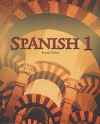 Spanish 1 - Student Textbook (old)
