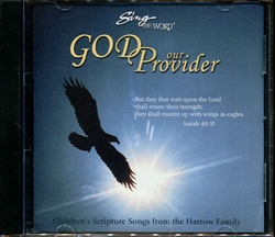 Sing the Word: God Our Provider - Audio CD